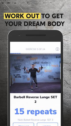 BetterMen: Workout Trainer 1.2.7 screenshots 4