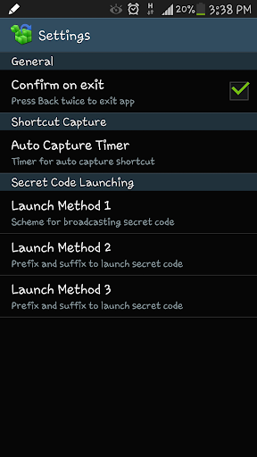 Screenshot for Shortcut Master (Secret Codes) in United States Play Store