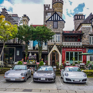911 991H2 carrera S cabrioletのカスタム事例画像 Paneraorさんの2020年09月27日12:54の投稿