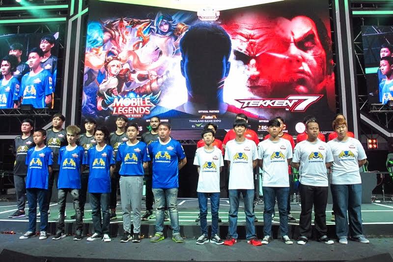 Thailand Garme Expo eSports
