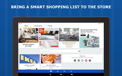 Bogenle Ikea ikea store android apps on play