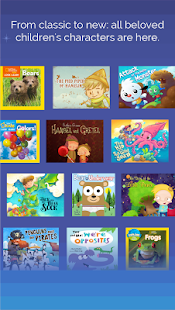 PlayKids Stories - Kids Books- screenshot thumbnail