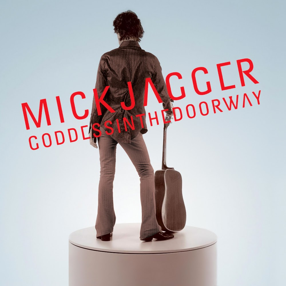 Album Artist: Mick Jagger / Album Title: Goddess in the Doorway