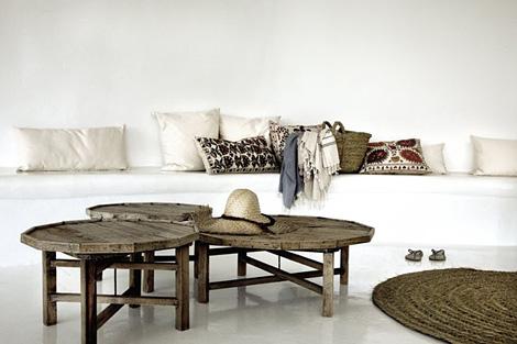 Mediterr neo interior principales caracter sticas y - Muebles estilo mediterraneo ...