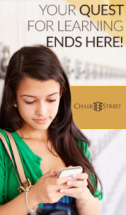 ChalkStreet: Your learning app- screenshot thumbnail