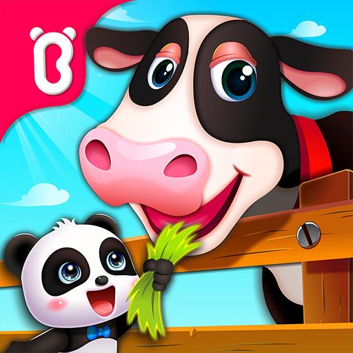 História na Fazenda do Pequeno Panda