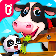 Little Panda's Farm Story