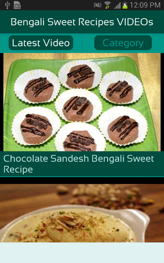 Bengali sweet recipes videos android apps on google play bengali sweet recipes videos screenshot forumfinder Choice Image