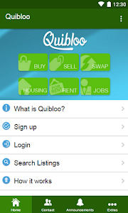 Quibloo: Buy. Sell. Rent. Swap screenshot 0