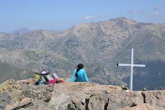 Photo: idylka na Monte d´Oro (2 389 m)
