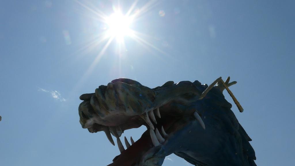 Photo: ノースドラゴンテーマソング
