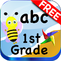 First Grade ABC Spelling FREE icon