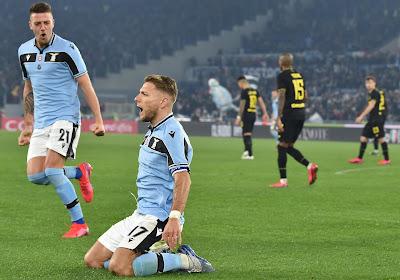 La Lazio pourrait vivre une grosse désillusion en Serie A à cause du coronavirus