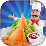 Samosa Recipe - Indian Food Cooking Game