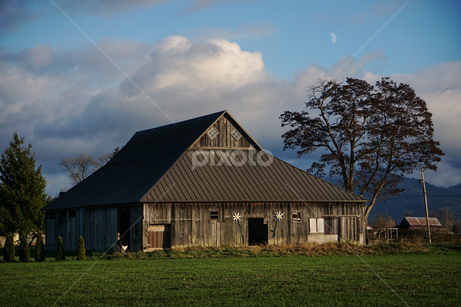 Barn  by Todd Reynolds - Buildings & Architecture Other Exteriors