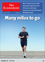 Photo: The Economist cover: UK edition. October 1st 2011