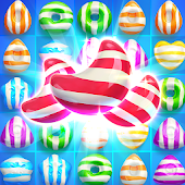 Crazy Candy Bomb - Free Match 3 Game