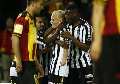 Charleroi : Karel Geraerts forfait pour le barrage Europa League retour