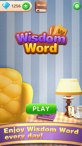 Wisdom Word - Quote Word Finder - screenshot