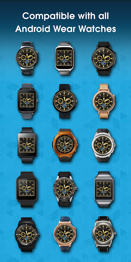 Facer Watch Faces- screenshot