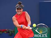 Bianca Andreescu haakt af op de WTA Finals