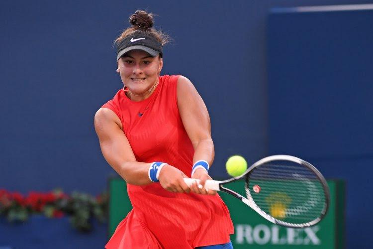 Andreescu moet geblesseerd afhaken op WTA Finals