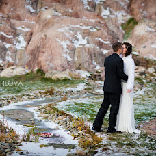 Wedding photographer Elena Khokhlova (Hohlova). Photo of 14.11.2012