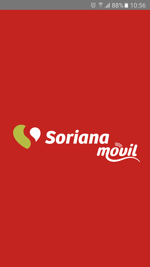 Soriana Móvil- screenshot