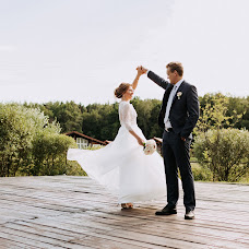 Wedding photographer Kristina Lebedeva (krislebedeva). Photo of 06.08.2018
