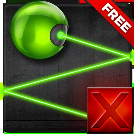 LASERBREAK 2 - Free Physics Laser Block Puzzle (game)