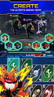 Digimon Heroes!- screenshot thumbnail