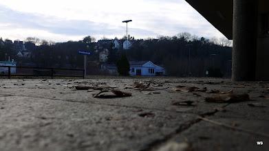 Photo: Bahnhof Schwäbisch Hall / Bahnsteig 1
