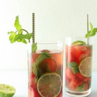 Watermelon Rosé Sangria.