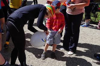 Photo: Prie Stelmužės ąžuolo ir vaikų sutikom
