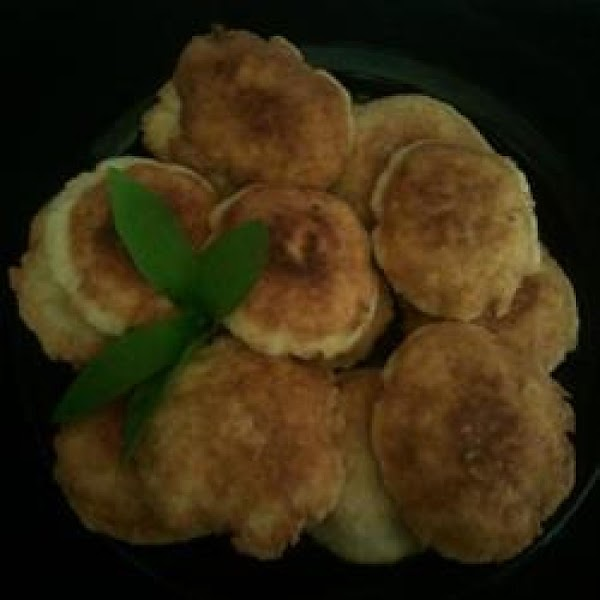 Portuguese Fried Bread Recipe