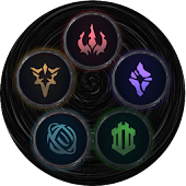 Runes Reforged - Rune sets & Live games for LoL