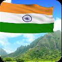 3D India Flag (Wallpaper) icon