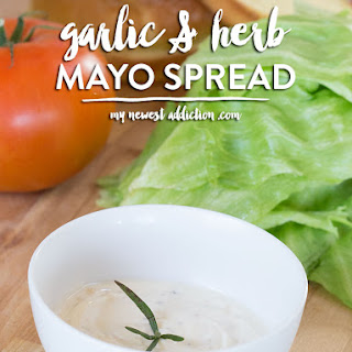Garlic & Herb Mayo Spread