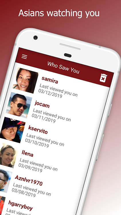 Δημοφιλείς εφαρμογές γνωριμιών Asia