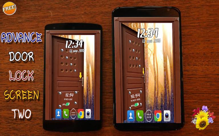android Advance Door LockScreen 2 Screenshot 4
