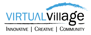VIRTUALVillage Media Logo