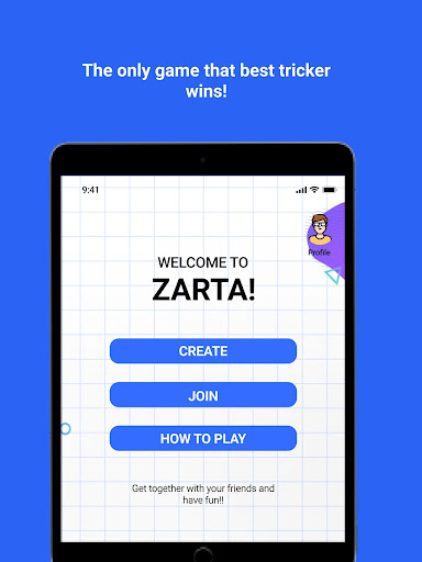 Zarta-  Deck Head Online Multiplayer Party Game 1.4.0 screenshots 6