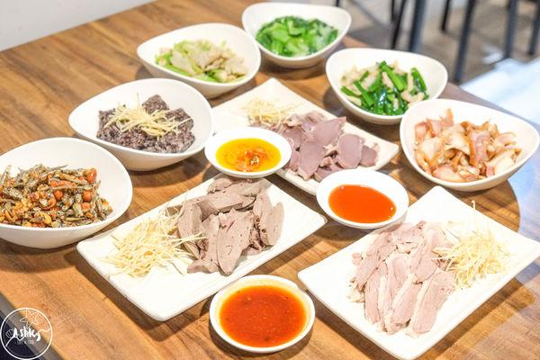 台北 捷運士林站 *詠樂鵝肉店 *新鮮鵝肉搭上中藥溫補湯頭,平價單純的美味