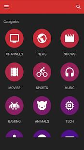 Mobdro TV Sport - náhled