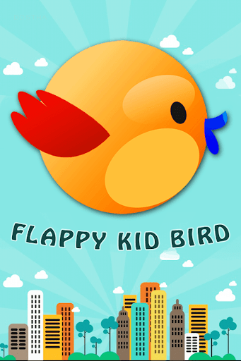 Flappy Kid Bird