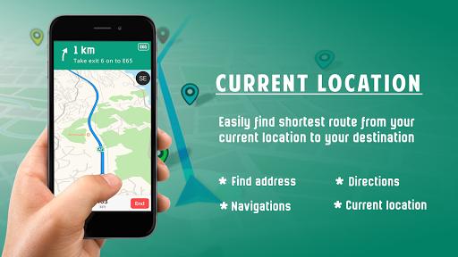 Free GPS Navigation screenshot 17