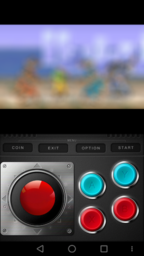 MAME4ALL Android  screenshots 4