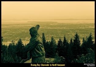 Photo: Vancouver desde Grouse Mountain.