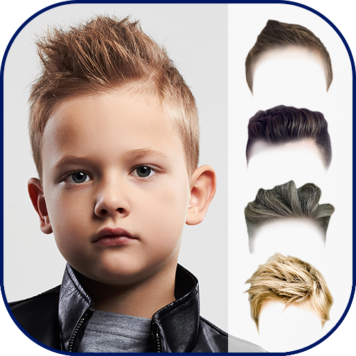 Boy Hair Changer Icon