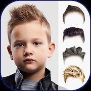 Boy Hair Changer